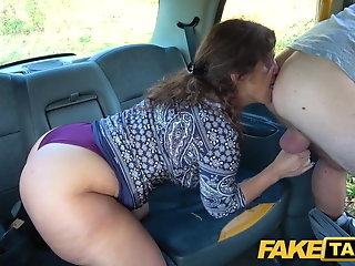 fake taxi sexy spanish ass bounces